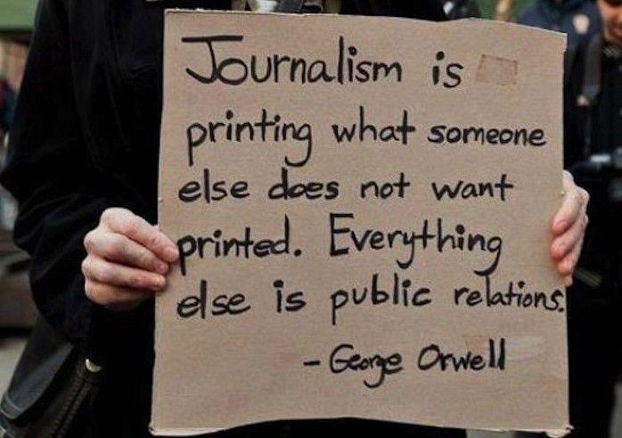Journalism vs Public Relations